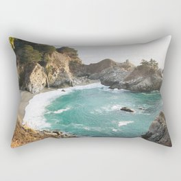 Julia Pfeiffer Burns State Park Rectangular Pillow