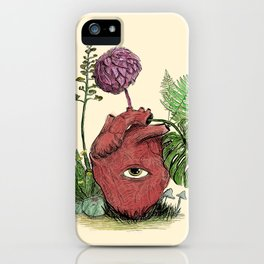 Naturalez, natura, nature. iPhone Case