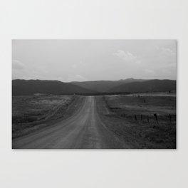 Larkspur, CO Canvas Print