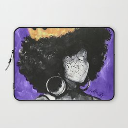 Naturally Queen II PURPLE Laptop Sleeve