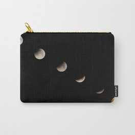 Supermoon Lunar Eclipse Carry-All Pouch