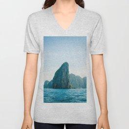 Paradise rock island 2 Unisex V-Neck
