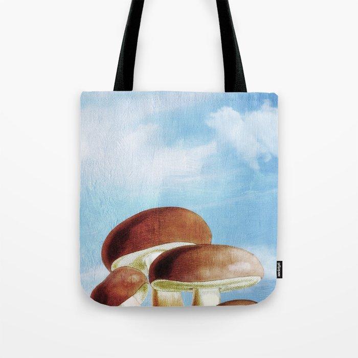 Mushroom Heaven Tote Bag