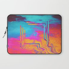 Running To The Sea. Laptop Sleeve