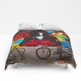 East Village XI Comforters