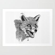 Felix Art Print