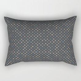 LOTS OF DOTS / basement Rectangular Pillow