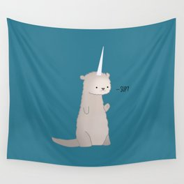 Otterly Magical Wall Tapestry