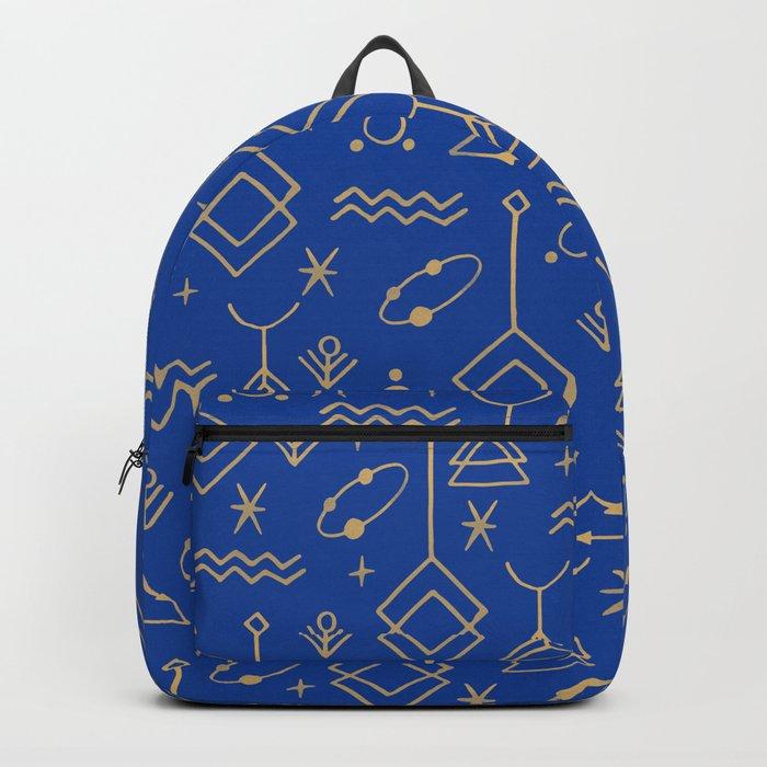 Indie Symbols Backpack