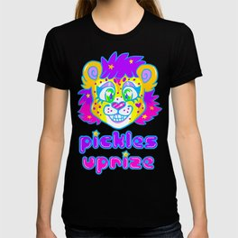 Pickles Uprize Leopard 'Toon T-shirt