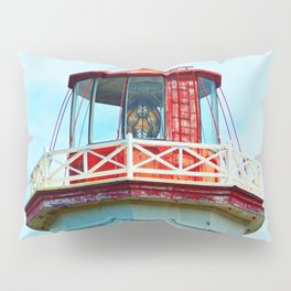 North Cape Lighthouse Top Pillow Sham