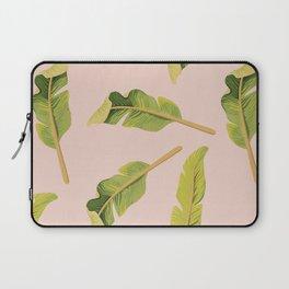 Tropical '17 - Solar [Banana Leaves] Laptop Sleeve