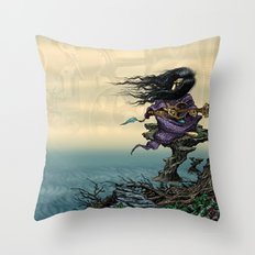Songs & Inventions Throw Pillow