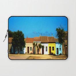 Sardinian little village Laptop Sleeve