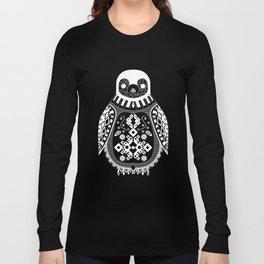 Black Penguin Ecopop Long Sleeve T-shirt