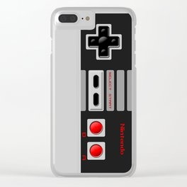 old games Clear iPhone Case