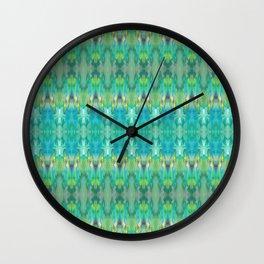 Fairy Moss Forest Wall Clock