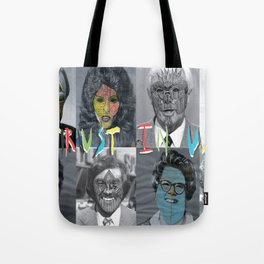 Trust in us Tote Bag