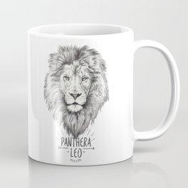 PANTHERA LEO Coffee Mug