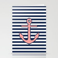 anchor Stationery Cards featuring Anchor by dani