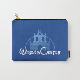 Wrong Castle Carry-All Pouch