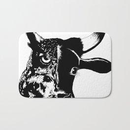 owlbull monster Bath Mat