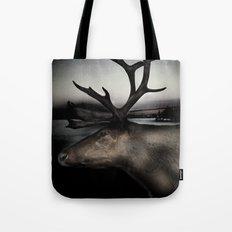 Tom Feiler Caribou Tote Bag