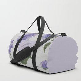 You make me love you...Theodore Finch. All The Bright Places. Duffle Bag