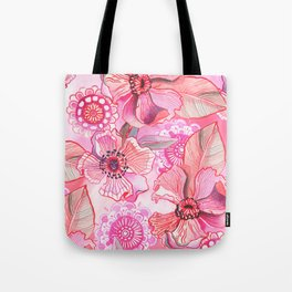 Lil' Garden Party Tote Bag