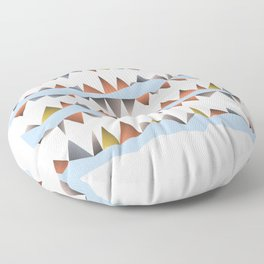 River Music 080818 Floor Pillow
