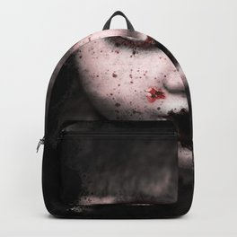 Doll - Greyscale Backpack