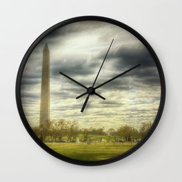 The Monument Wall Clock