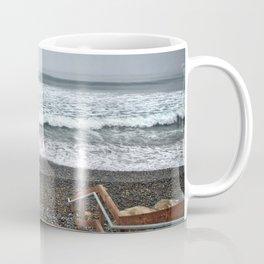Lifeguard Tower 2, Torrey Pines, La Jolla, California Coffee Mug
