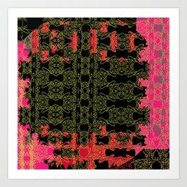 Lasso Art Print