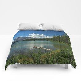Two Jake Lake Comforters