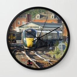 Exeter St Davids IET  Wall Clock