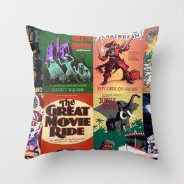 Other Amusement Rides Throw Pillow