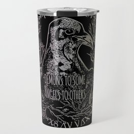 Demons and Angels Travel Mug