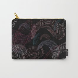 Abstratct Carry-All Pouch