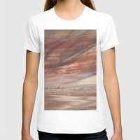 minerals T-shirts featuring Hills Painted by Earth Minerals by Leland D Howard