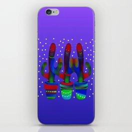 Cactus Rainbow 03 iPhone Skin