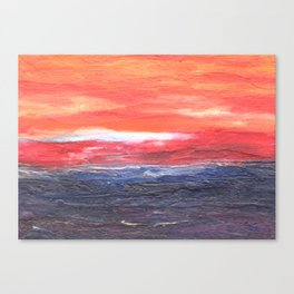 Sea Scape Canvas Print