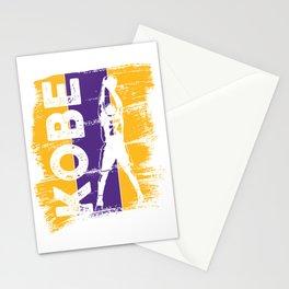 basketballer legend - Cute Black Mamba Basketball Lover Gift Stationery Cards