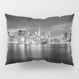 Manhattan Skyline Pillow Sham