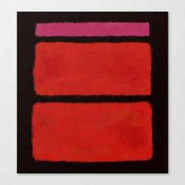 Rothko Inspired #22 Canvas Print