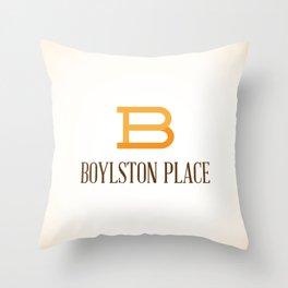Boylston Place Throw Pillow