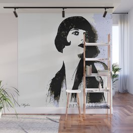 LOUISE BROOKS:  MY LOVE IS ALL I HAVE TO GIVE Wall Mural