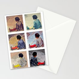 The Meltdown Stationery Cards