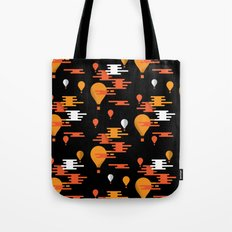 Travel - Hot Air Tote Bag