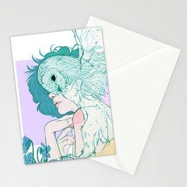Harwood // Barn Owl Stationery Cards